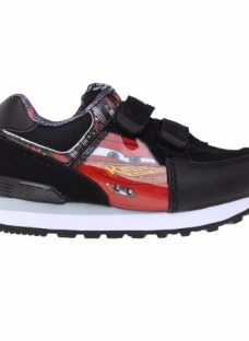 Zapatillas Disney Cars Race Con Luces Addnice Mundo Manias