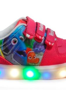 Zapatillas Minions Nemodory Con Luces Led Addnice Originales