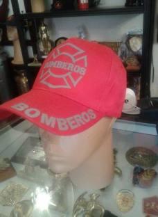 Gorras Estampadas Bomberos !!!!