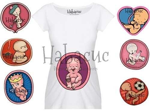 705672427 Remeras Embarazadas