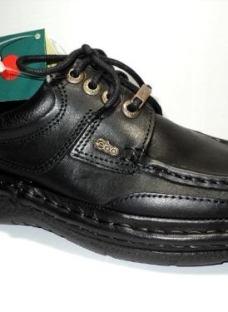 Zapato Caballero Super Confort Original De Febo Cuero Negro