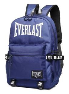 Mochila Everlast Porta Notebook Antirrobo Urbana Gym Colores