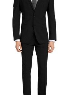 Traje Hombre Entallado Pantalon Chupin Ambo De Vestir Slim