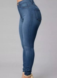 Pantalon Jeans Elaztizado Mujer Alto Talles Grandes Y Chicos De 36 Al 56 Chupin Precio Directo De Fabrica