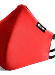 Barbijo Tapa Boca Premium Lavable Protege Stoper Colores