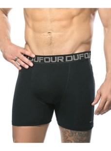 Pack X6 Boxer Hombre Dufour Algodon C/ Elastico 12024 12058
