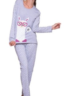 Pijama Juvenil Algodon Linea Cat Bianca Secreta 20604