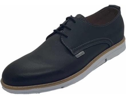 Zapato Hombre Cuero Vulcano