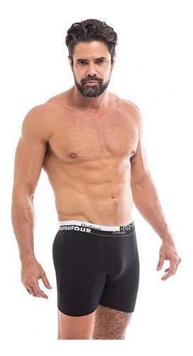 Boxer X6 Hombre Dufour Algodon