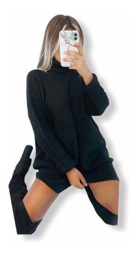 Maxisweater Polera