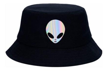 Piluso Ovni - Extraterrestre Tornasolado - Unisex
