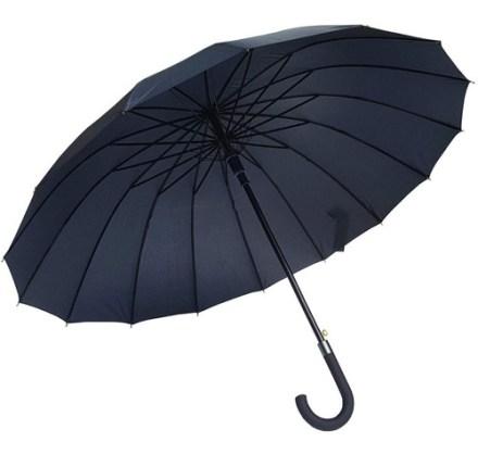 Paraguas Excelente Calidad Apertura Automatica 16 Varillas