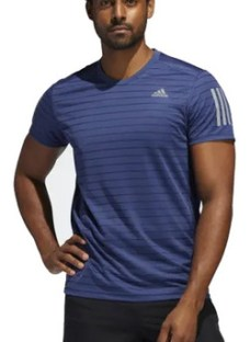 Remera adidas Own The Run Tee Hombre Ed9289