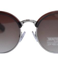 Anteojo Lente De Sol Mujer Materia Eyewear Mts-1001