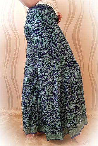 Pantalon Seda Hindu Importado De India Mandala Moda Hindu 18