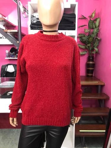 Buzo Sweater De Bucle Talles Grandes
