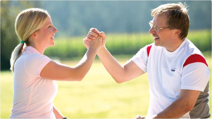 Personal Training in Pegnitz: Fitness, Yoga und Pilates mit Dipl. Sportökonomin Candy Schwedler