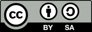 Creative Commons Attribution-ShareAlike 4.0