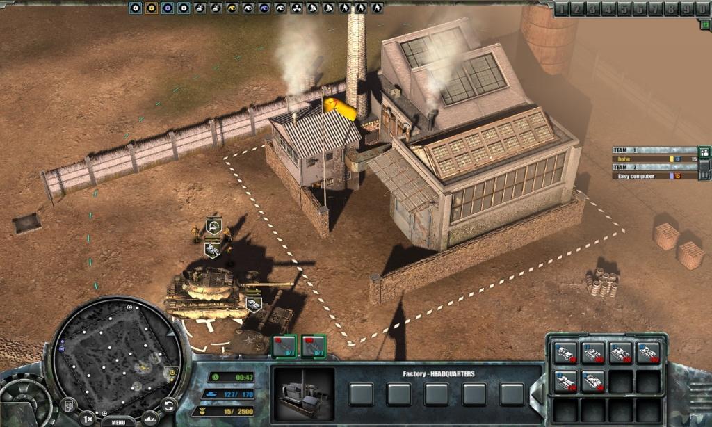Co Optimus Screens Codename Panzers Cold War Co Op