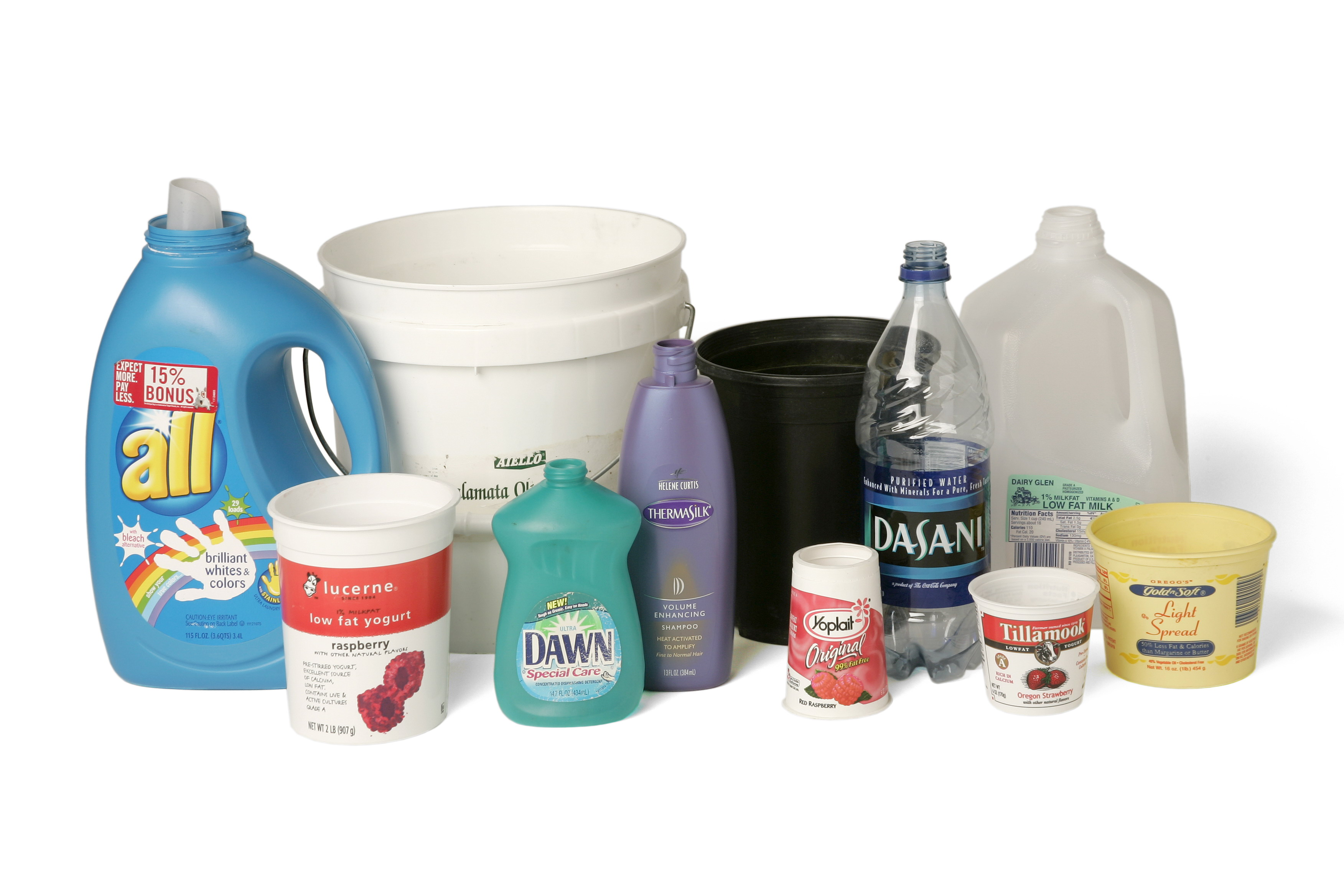 Image result for recycle plastic containers