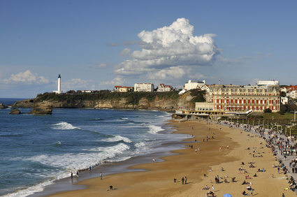 Bus rental in Biarritz