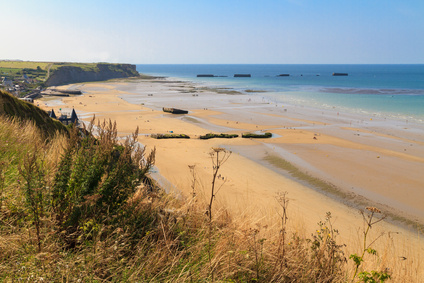 Hire a bus in Normandy