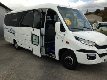 Bus rental in Bourg en Bresse