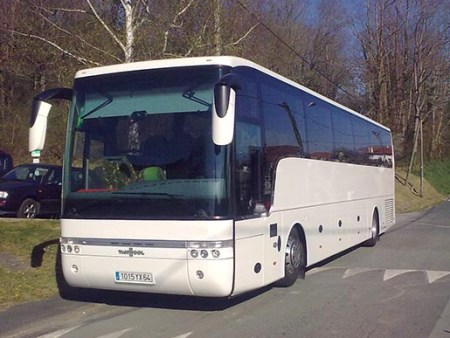Coach hire in Valenciennes