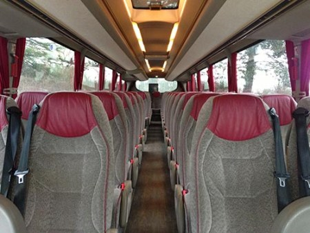 Coach hire in Annonay
