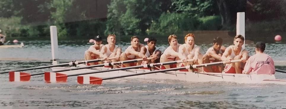 Kingston Grammar School - Henley 1993