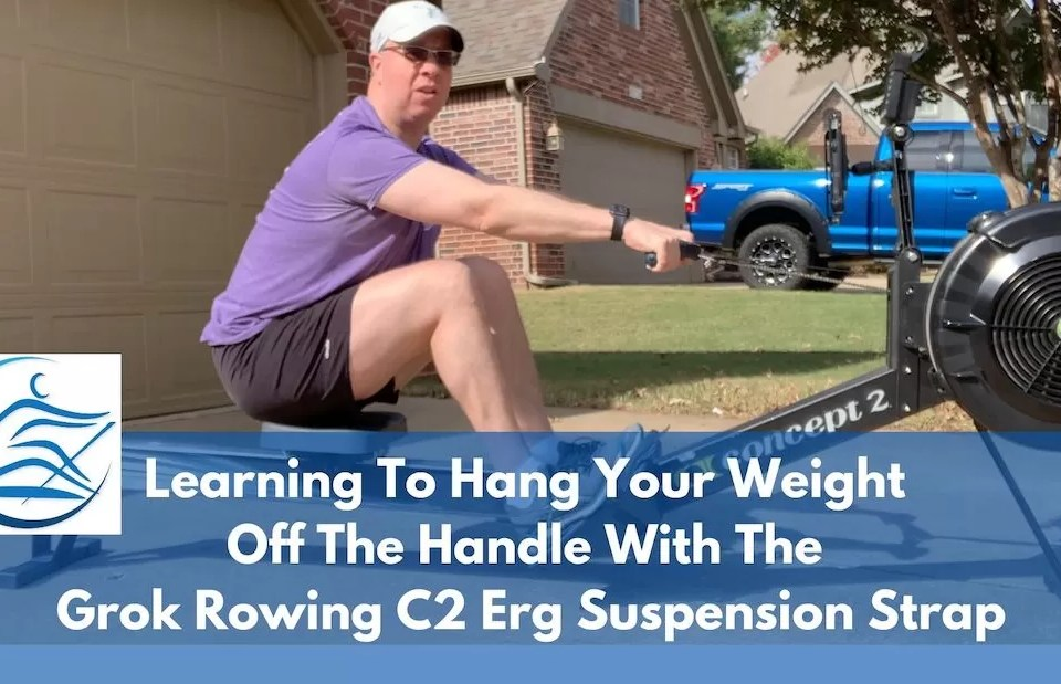 Grok Rowing C2 Erg Suspension Strap Row Coaching Blog Banner