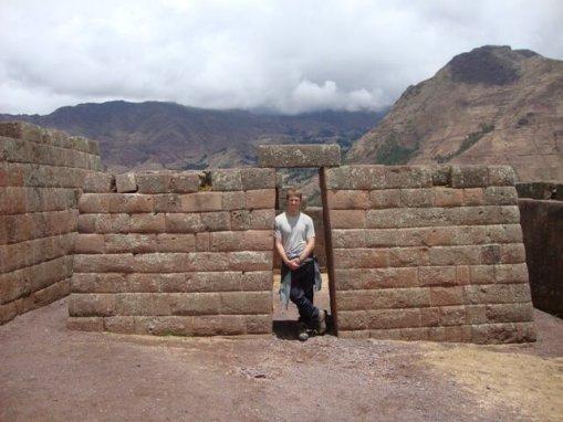 mini retirement - Pisac - Peru