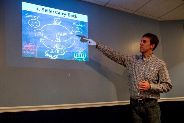 Chad Carson - Coach Carson - teaching real estate investing