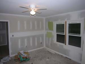 rental house appreciation - remodel - bedroom 2