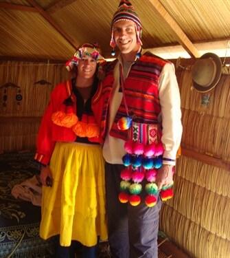 Simplicity - trip to Lago Titicaca