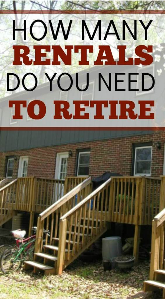 How Many Rental Properties Do You Need to Retire
