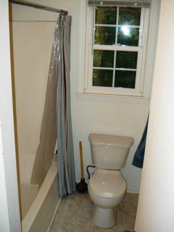 House hacking fourplex - after - bathroom