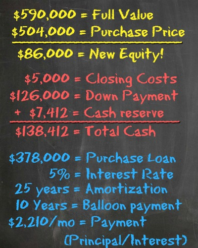 20-unit purchase numbers - Trade-Up Plan - 1031-exchange