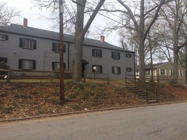 4-plex rental property
