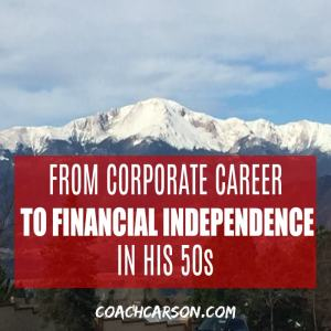 Featured image - From Corporate Career to Financial Independence in His 50s
