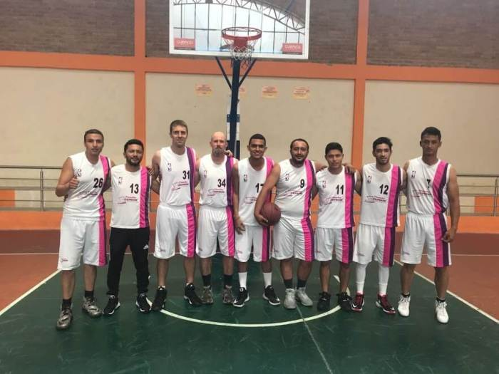 Chad with basketball team in Ecuador - What Suze Orman Got Wrong About the FIRE Movement