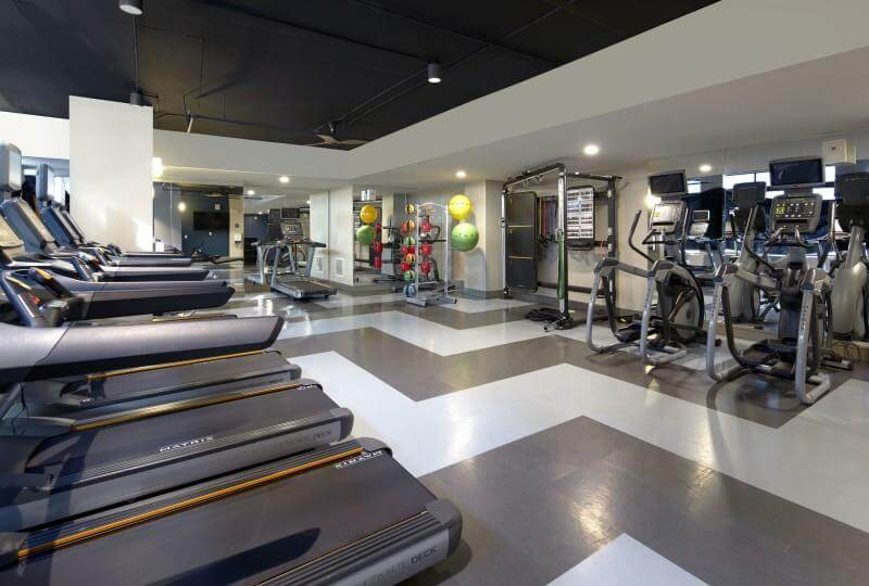 class A building - gym amenities - Where to Buy an Investment Property