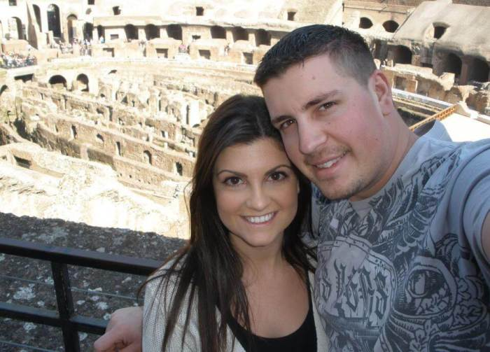 Jennifer Beadles in Rome - From Bookkeeper to Real Estate Millionaire in 11 Years