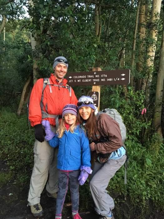 On the trail - Chris Mamula - Choose FI Book