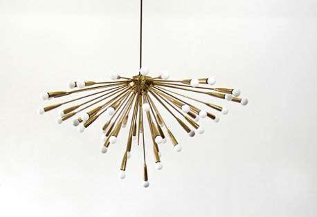 Icono del diseño, las lámparas Sputnik