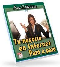Compra el reporte especial Tu negocio en internet paso a paso