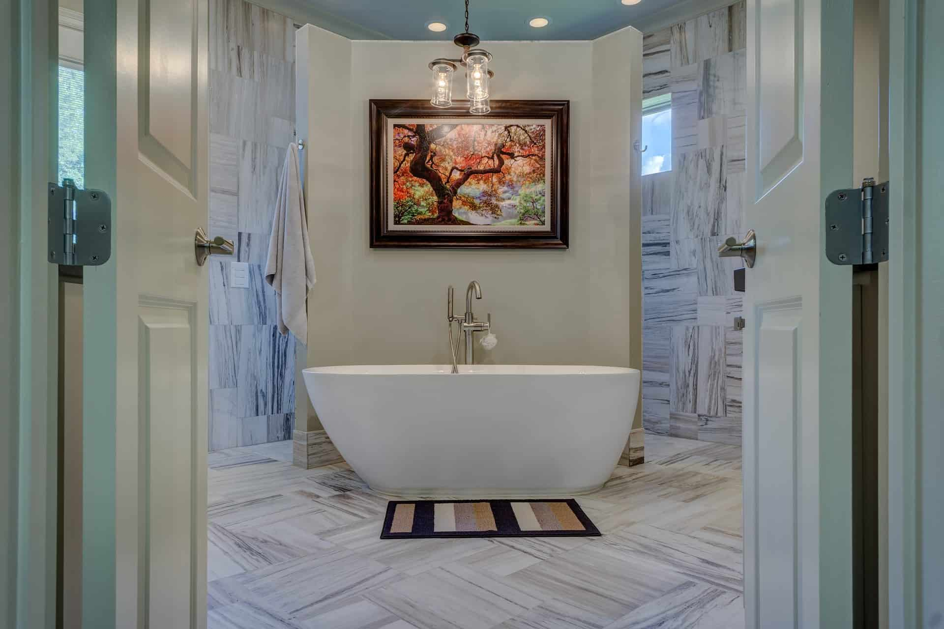 Palm Springs Designer Bathrooms