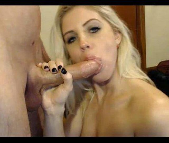 Watch Beautiful Blonde Showed What Awesome Cock