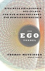 Thomas Metzinger ego tunnel