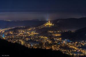 Wernigerode bei Nacht © Jan Reichel